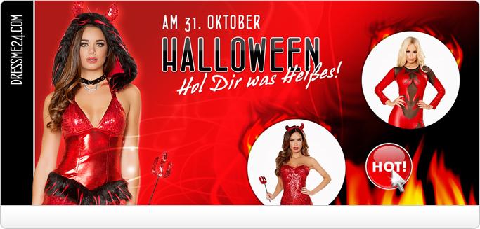 Heiße Teufel Kostüme für Fasching & Halloween - Höllisch Sexy!