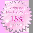 Hei�e Dessous - 15% reduziert, nur bis 25.05.2015 !