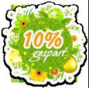 ☀ SPRING SALE ☀ Jetzt 10% Rabatt auf ALLES, nur für kurze Zeit!