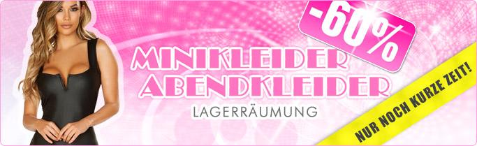 ★ Sexy KLEIDER -60% ★ Jetzt 60% Rabatt auf exklusive Minikleider & Abendkleider