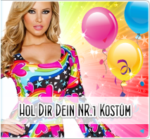 Sexy Kost�me f�r Fasching & Karneval - Ideal f�r Deine Party!