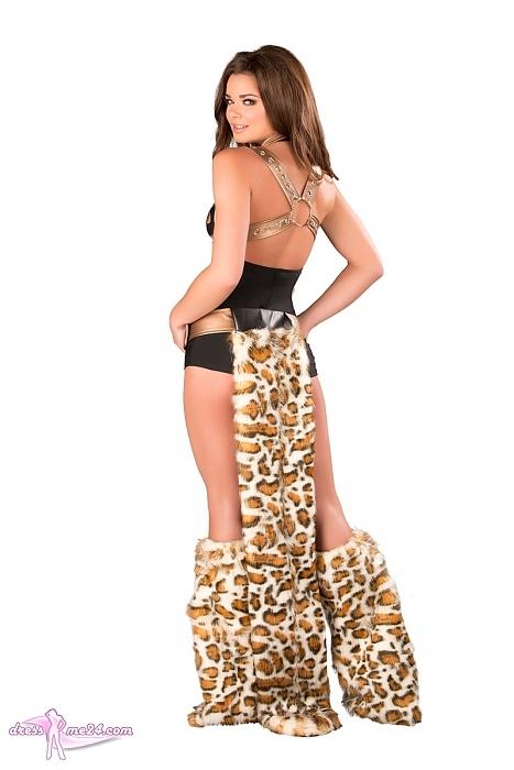 leopard kost m geschirr halsband leine premium. Black Bedroom Furniture Sets. Home Design Ideas