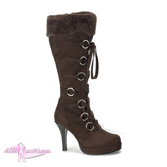 plateau stiefel hunter 2000 winter shoes boots knee boots art nr 14980. Black Bedroom Furniture Sets. Home Design Ideas