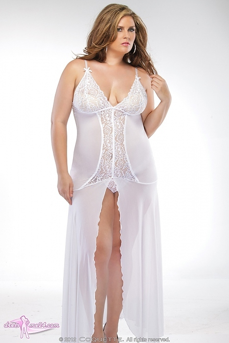 Sexy Nachtkleid