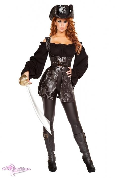 Sexy Pirat Der Nacht Kostüme Für Fasching Artnr 4692