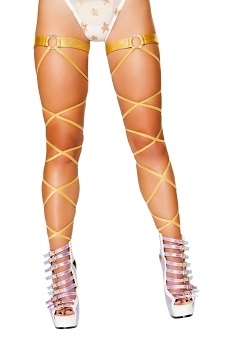Beinstrings gold
