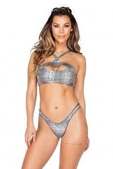 Bikini Gogo Snake Girl