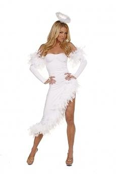 Engel Kostüm - Deluxe Angel