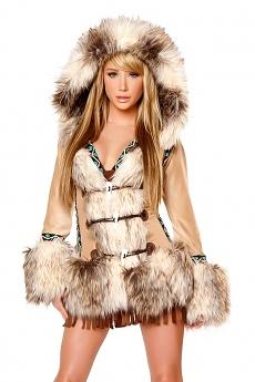 Eskimo Kostüm Deluxe
