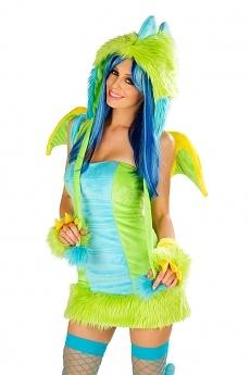 Grüner Drache Kostüm - JValentine USA