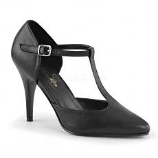 High Heels Vanity-415 Matt schwarz