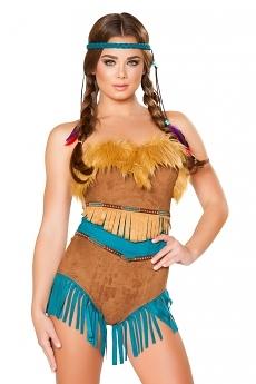 Indianer Kostüm Tribal Vixen
