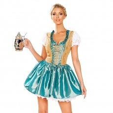 Kostüm Dirndl - Beer Girl