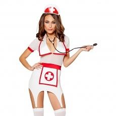 Krankenschwester Kostüm Schwester Claudia