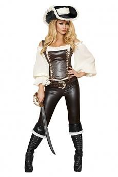Piraten Kostum Heisse Piraten Braut Kostume Fur Fasching Art Nr