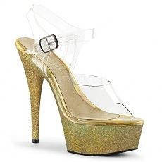 Plateau High Heels Delight-608HG