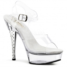 Plateau High Heels Diamond-608