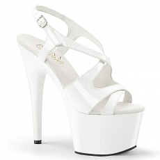 Plateau Sandalette Adore-730 weiss