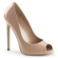 Pumps Sexy-42 beige