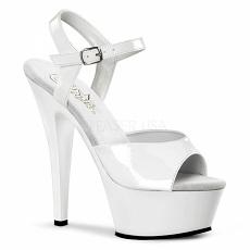 Sandalette Kiss-209 weiß