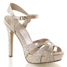 Sandalette Lumina-23 champagner