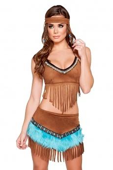 Sexy Indianer Kostüm Jamie