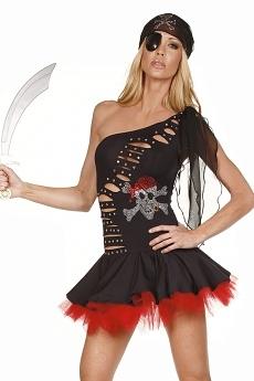 Sexy Piratenkostüm Gina