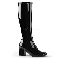 Stiefel Boots GoGo-300 schwarz