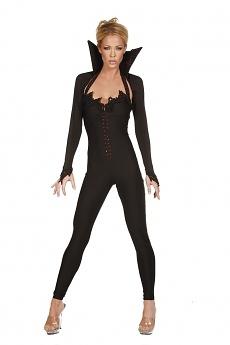 Vampir Kostüm - Sexy Vampir Lady