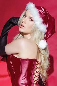 Wetlook Weihnachtsmütze