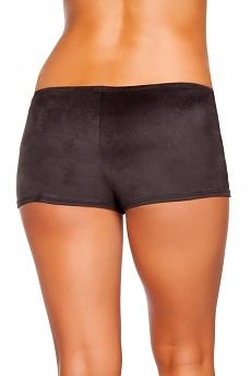 Wildleder Shorts
