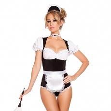 Zimmermädchen Kostüm Amber