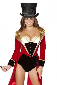 Zirkus Dompteur Kostüm