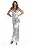 Abendkleid Las Vegas Star