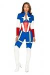 American Commander Kostüm Catsuit