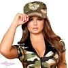 Army Hut Cap