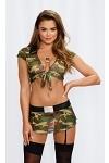 Army Kostüm Booty Camp