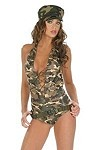 Army Kostüm Overall
