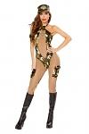 Army Kostüm Overall Sassy