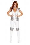 Astronauten Commander Kostüm