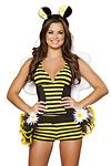 Bienen Kostüm - Honigbiene Bumble Bee