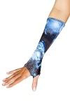 Blue Galactic Armstulpen