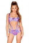 Bodysuit Monokini Dancing Girl lila