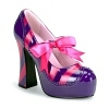 Clown Schuhe Pumps Kitty-32