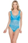 Coquette Ouvert Body Blue Dream
