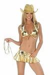 Cowgirl Kostüm Amber
