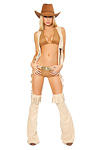 Cowgirl Kostüm - Easy Rider