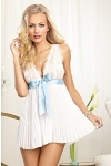 Dreamgirl Babydoll Bride Night
