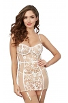 Dreamgirl Dessous Strapskleid Holy Bride