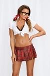 Dreamgirl Schulmädchen Kostüm - Homeroom Hottie